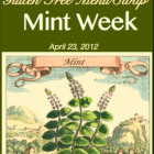 Menu Plan Monday - April 23, 2012