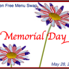 Menu Plan Monday - May 28, 2012