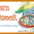 Menu Plan Monday - July 9, 2012