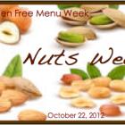 Menu Plan Monday - October 22, 2012