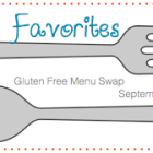 Menu Monday - September 9, 2013