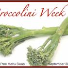 Menu Monday - September 30, 2013