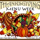 Menu Plan Monday - November 18, 2013