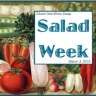Menu Plan Monday - March 3, 2014