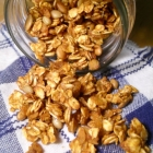 Pumpkin Granola, Secret Recipe Club