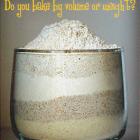 Gluten Free Flour Volume to Weight Conversions