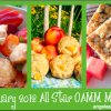 January 2012 All Star OAMM Menu
