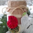 Gluten Free Dairy Free Brownies - Gifts in a Jar