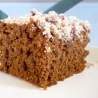 Pumpkin Coffee Cake, Gluten Free Dairy Free