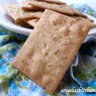 Anti-Wheat Thin Cracker, Gluten Free/Dairy Free - WonderMill Challenge