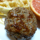 Homemade Beef Breakfast Sausage