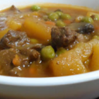 Cube Steak Stew, Gluten Free Dairy Free