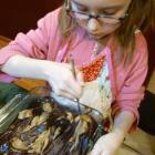 Gluten Free-zer Friday - Peanut Butter Swirl Brownies