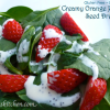 Make your own...  Creamy Orange Poppy Seed Dressing