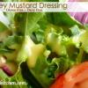 Make your own... Honey Mustard Dressing