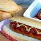 Hot Dog or Hamburger Buns at Dixie Crystals, Gluten Free