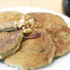 Secret Recipe Club - Zucchini Bread Pancakes