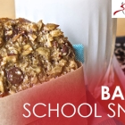 Back to School Snacks at the Snap Fitness blog today!
