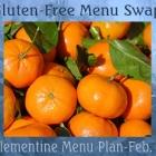 Gluten Free Menu Swap - February 9, 2015