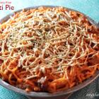 Spaghetti Pie, Gluten Free & Dairy Free