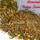 Make your own...  Italian Seasoning