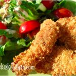 Citrus-kissed Chicken Fingers