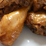 gluten free slow cooker chicken legs