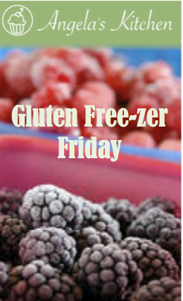 Gluten Free-zer Friday at angelaskitchen.com