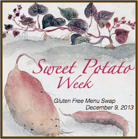 Gluten Free Menu Swap-Sweet Potato2013