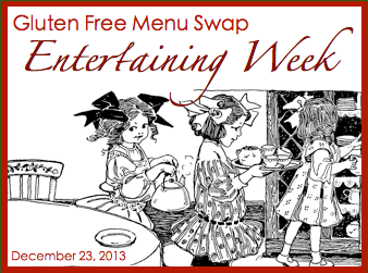 Gluten Free Menu Swap-Entertaining