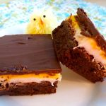 Gluten & Dairy Free cream Egg Brownies