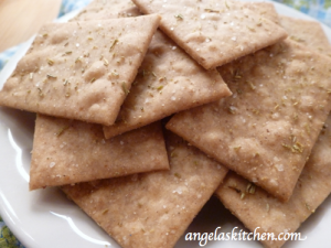 Gluten Free Dairy Free Anti-Wheat Thin Cracker2