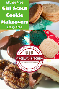 Gluten & Dairy Free Girl Scout Cookie Makeovers (Do-Si-Do's, Thin ...