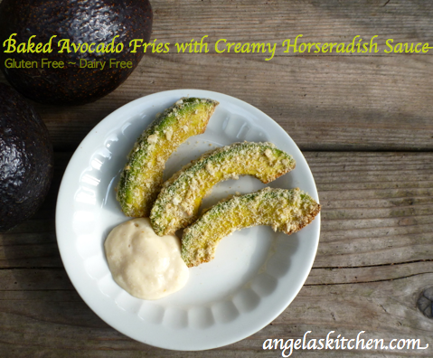 Avocado Fries with Horseradish Sauce2