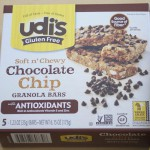 Udi's Chocolate Chip Granola Bars