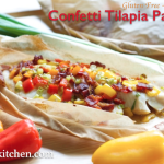 Confetti Tilapia Packets, Gluten-Free Dairy-Free