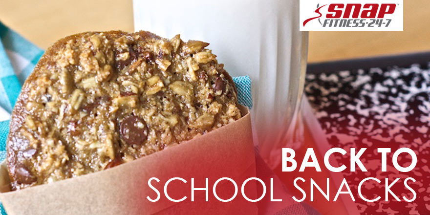 School Snacks Snap Fitness